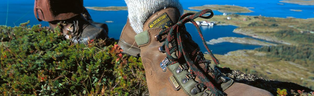 Wanderausrüstung in Norwegen