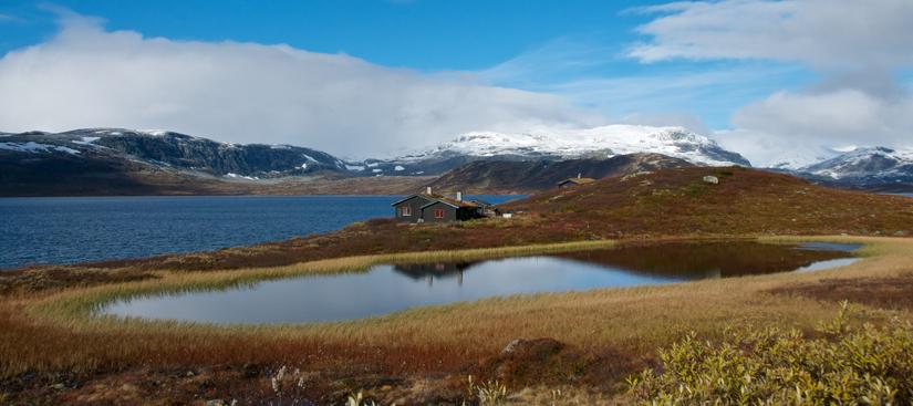 Foto © Øyvind Heen/Visitnorway.com