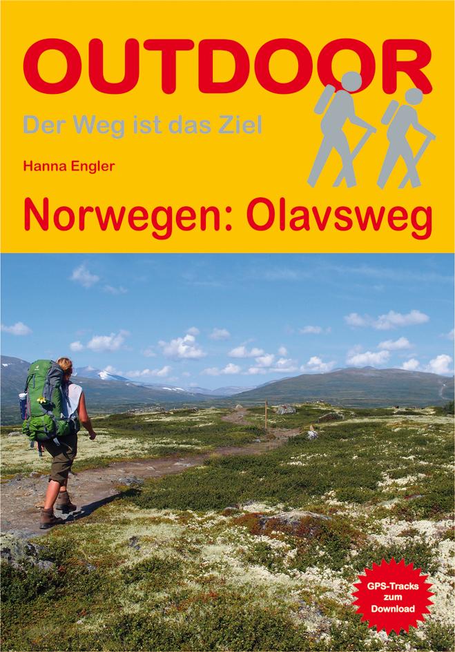 Wanderführer Olavsweg Norwegen